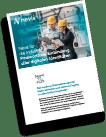 L023 Flyer Nevis für die Industrie (DE) thumb